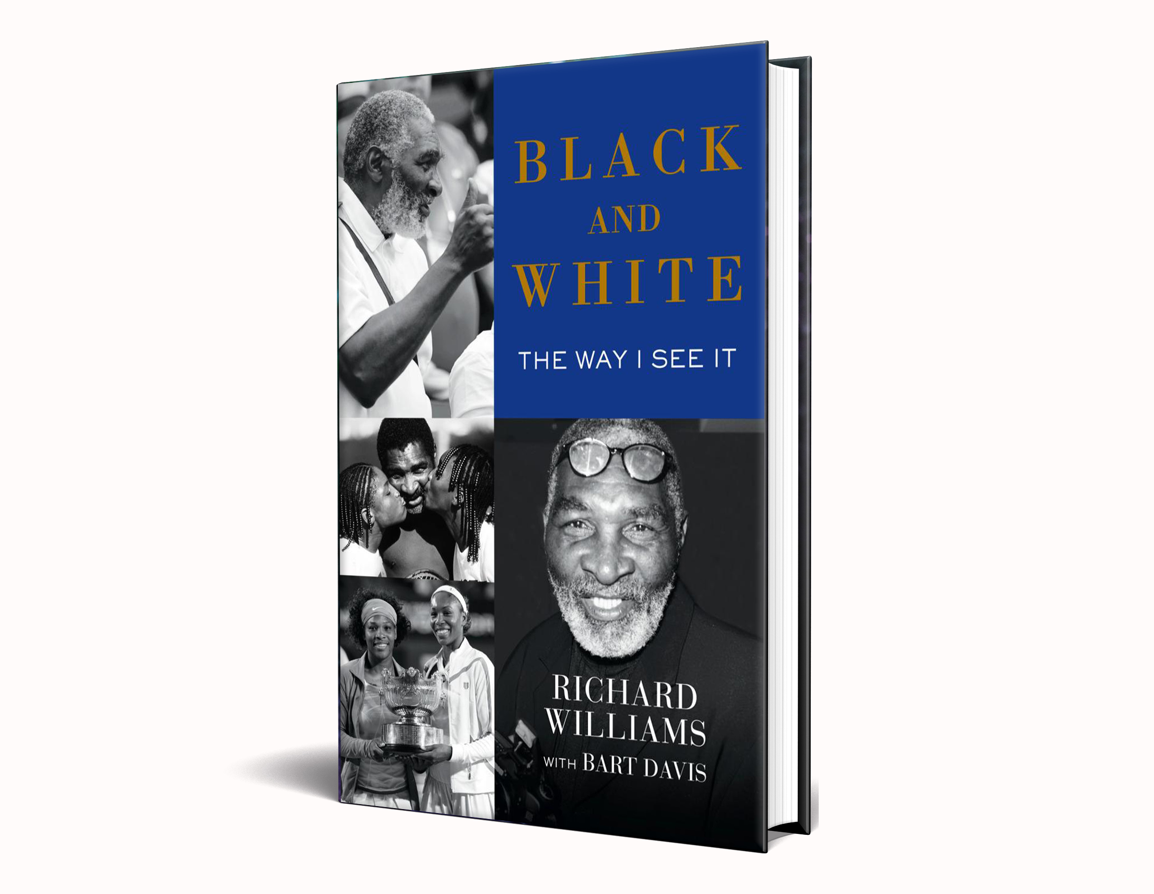 Black N White Book Cover : Tw entertainment projects